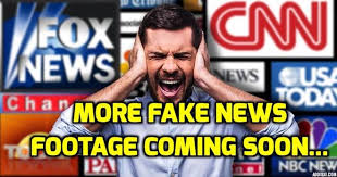 Image result for MSMedia fake news