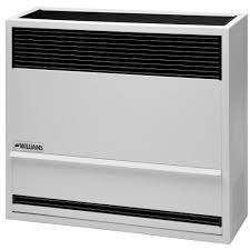 williams 22 000 btu hr direct vent furnace lp gas with wall or cabinet