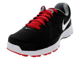 nike running shoes for men black and red. nike men\u0027s nike revolution 2 running shoes 11 men us (black/white/varsity running shoes for black and red