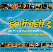 Aria Charts 2000 So Fresh The Hits Of Summer 2001 Wikipedia
