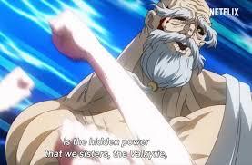 Manga shuumatsu no valkyrie menceritakan tentang 13 manusia terhebat dalam sejarah umat manusia akan melawan 13 dewa. Link Nonton Anime Shuumatsu No Valkyrie Record Of Ragnarok Hitekno Com