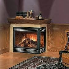 Fireplace  Electric Fireplace Two Sided FireplacesDouble Sided Electric Fireplace