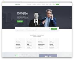 best job board themes and plugins for wordpress colorlib jobcareer creative job board website template