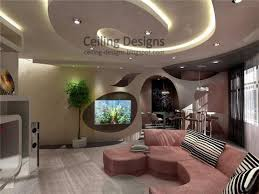 ceiling tray lighting. spiral tray ceiling made from pvc with hidden lighting and spread spots