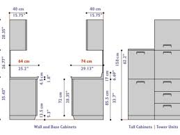 Standard Kitchen Cabinet Depth