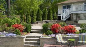 Small Picture Retaining Walls Hardscapes Boston MA Courtyard Concepts