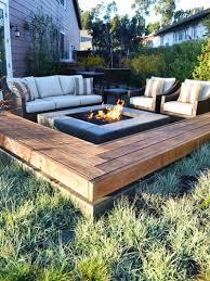 fire pit patio design ideas 2