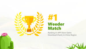 Chart Game App How Weeder Match App Became 1 On The China Top Games Chart