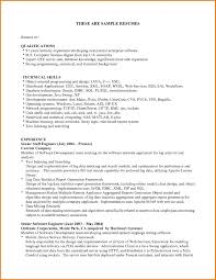 ... Example Qualifications For Resume 3 On Examples Format Sample With Resume  Qualifications ...