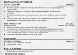 Download Now Dental Hygienist Resume Example – Document Manager
