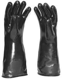 Butyl Glove Chemical Resistance Chart Buy North B074gi Black Medium Butyl Unsupported Chemical