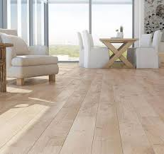 barlinek oak sense is an extra wide engineered plank floor with a white brushed natural oil