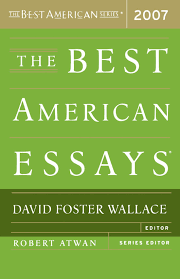 the best american essays amazon co uk david foster wallace  the best american essays amazon co uk david foster wallace 9780618709274 books