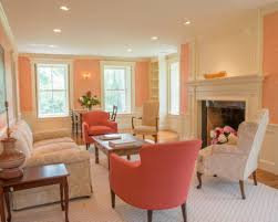 Room Peach Living Room Ideas Home Style Tips Beautiful At Peach