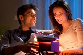 A Surprise Gift For Your Spouse On Your First Night Is A Brilliant Idea.  Gift Him/her Something Romantic.