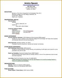Make A Resume Bright And Modern How To Make A Work Resume 100 Create Resume For 25