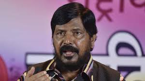 Man Who Slapped Ramdas Athawale Had Expressed Anger At Rpi Chief On
