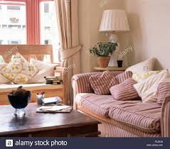 striped sofas living room furniture. New Striped Sofas Living Room Furniture Livingroom Pink Sofa And
