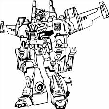Free Transformer Coloring Pages Optimus Prime