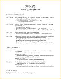 Sample Resume For Nursing Lecturer Job Refrence Nursing Tutor Resume