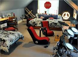 Teenagers have lots of hobbies to pursue so attic space is perfect for them.