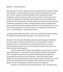 An Example Of An Argumentative Essay Writing Argumentative Essays Examples Trezvost