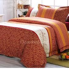burnt orange comforter set bedding endearing sets in brown and