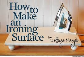 How To Make an Ironing Surface — Cottage Magpie & How to Make an Ironing Surface via Cottage Magpie Adamdwight.com