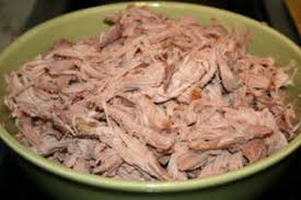 overnight crock pot pulled pork