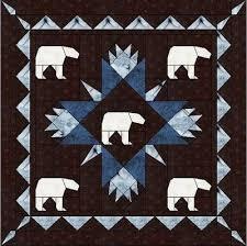 Bear Quilt Patterns