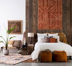 modern african furniture. Furniture:Modern African Bedroom With White Comdoet Bed And Brown Leather Bench Seat Laos Soft Modern Furniture D