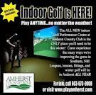 Playamherst   Amherst NH   Public Golf   Indoor Golf
