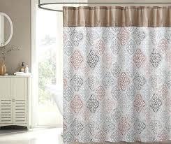 tan and gray shower curtain tan gray c shower curtain at big lots