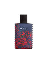 Buy <b>Replay Signature Red</b> Dragon Eau de Toilette 100ml Online at ...