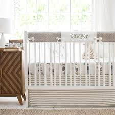 also available for this collection is the sweet crib sheet below featuring a whimsical lamb pattern in neutral colors and also 100 cotton double gauze
