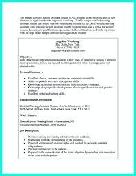 impress the employer great certified nursing assistant resume impress the employer great certified nursing assistant resume %image impress the employer great