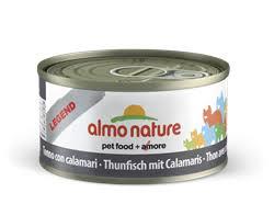 <b>Almo Nature</b> - <b>Консервы</b> для кошек (с Тунцом и Кальмарами ...