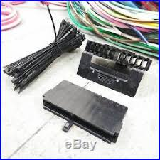 fits wire wiring harness 1981 1993 dodge ram truck wire harness upgrade kit fits painless complete fuse