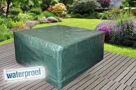 waterproof rattan garden furniture cover