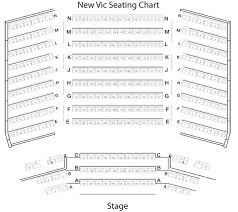 Seating Chart Vic Lg Uc Santa Barbara Events Tickets