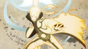 Naruto, Nine-Tails Chakra Mode, Uzumaki ...