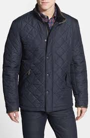 Barbour Outerwear | Nordstrom & Barbour 'Powell' Quilted Jacket Adamdwight.com