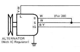 convert external voltage regulator to internally regulated attached files