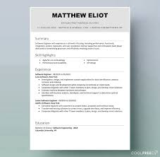 Free Resume Templates 2015 Resume Templates Examples Free Word Doc