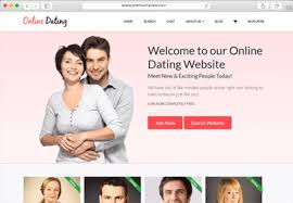 dating website templates with hosting