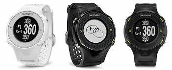 Garmin Golf Watch Comparison Chart 2018 Best Garmin Approach Golf Gps Watches Reviews Shop 2018