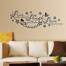 Small Picture Buy Decals Design Live Laugh and Love Family Wall Sticker PVC