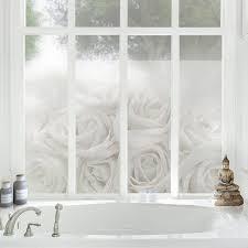 Amazonde Fenster Wandbild Rose Hochzeit Fenster Aufkleber