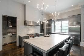 modern kitchen İsland lighting gray kitchen modern kitchen lighting and chandeliers