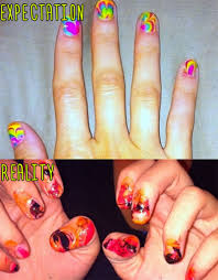Funny Nail Art Fails images
